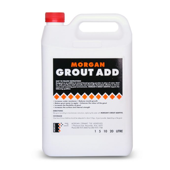 Grout Add