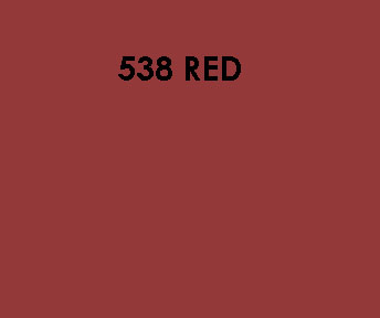 538 Red Sample Colour