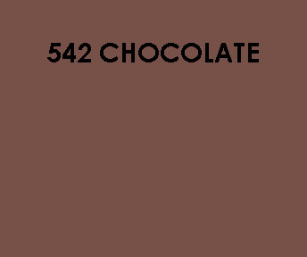 542 Chocolate Sample Colour
